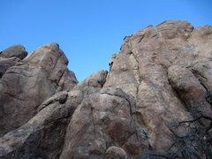 Rock Climbing Photo: Rim Rock