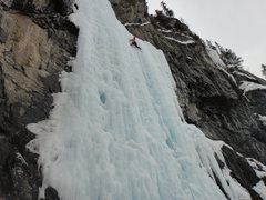 Rock Climbing Photo: Nomics on Canadian ice