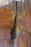 Rock Climbing Photo: Beta flash.  Photo by Zach O.