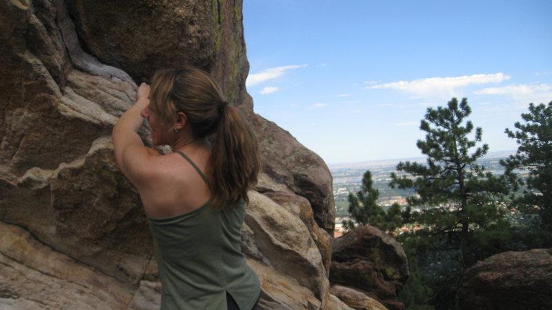 Rock Climbing Photo: More Flagstaff