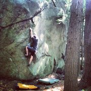 Rock Climbing Photo: standard direct
