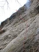 Rock Climbing Photo: Behalt's... beta