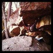 Rock Climbing Photo: overlooked