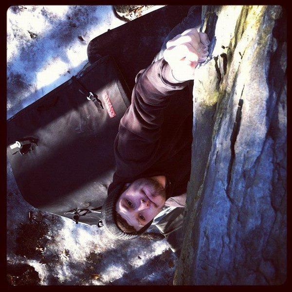 Rock Climbing Photo: atlas?