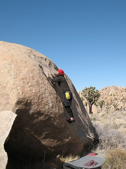 Use What I Got (V2), Joshua Tree NP