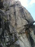 Rock Climbing Photo:  King of the Jungle. Tarzan's Temple, Hatcher Pass...