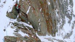 "Rock Climbing Photo: photo courtesy ""Mooner""  A view of the e..."