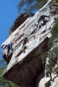 Rock Climbing Photo: Almost Heaven nothing... this IS Heaven.  Climbing...