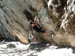 Rock Climbing Photo: Bouldering in San German, PR.