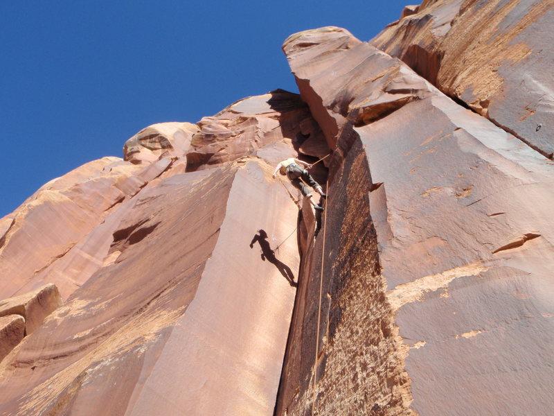 Rock Climbing Photo: Utah