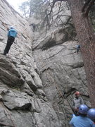 Rock Climbing Photo: Estes Park, CO