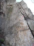 Rock Climbing Photo: Beta. Northern Pillar.