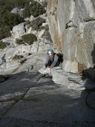 Rock Climbing Photo: Open Book...worth the wait
