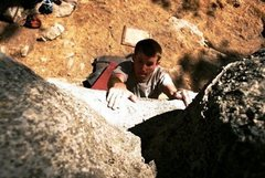 Rock Climbing Photo: Elden Bouldering.