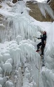 Rock Climbing Photo: Mad fun on P4.