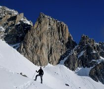 Rock Climbing Photo: Poncione di Ruino 2669 m