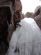 Rock Climbing Photo: Dry Goods.
