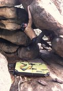 Rock Climbing Photo: I think I made her moist that day.... That water w...