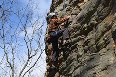 Rock Climbing Photo: Andrew Hoover March 2013