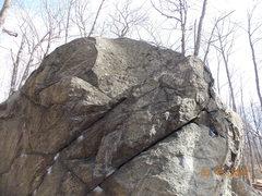 Rock Climbing Photo: The Ramp!