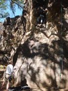 Rock Climbing Photo: Super clean and comfy place to climb.