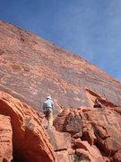 Rock Climbing Photo: Nice base to belay or lounge on.