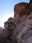Rock Climbing Photo: the ramp