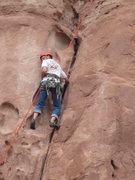 Rock Climbing Photo: bondo bringing up third