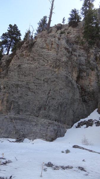 Rock Climbing Photo: Walla Walla Wash in all of its glory