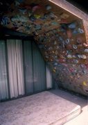 Rock Climbing Photo: My first woody, which I built my second season in ...