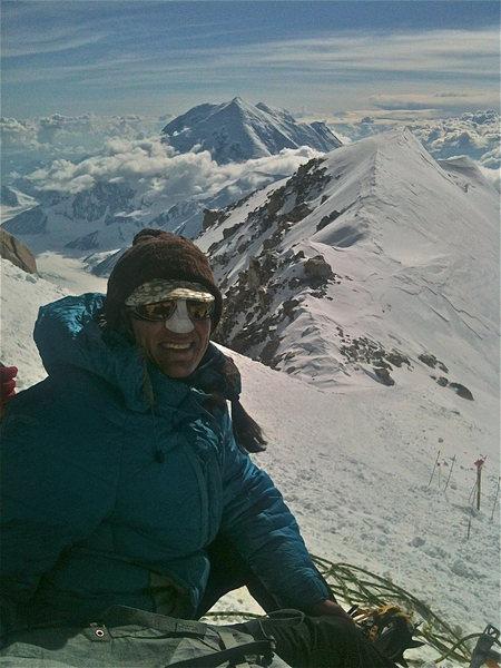 At 16,200 Feet on Denali