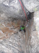 Rock Climbing Photo: SJ on p5.