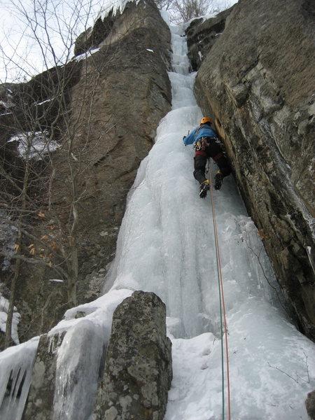 Rock Climbing Photo: Hidden Pique.