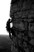 Rock Climbing Photo: Old style is the new new style