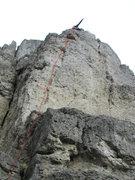 Rock Climbing Photo: Südwand