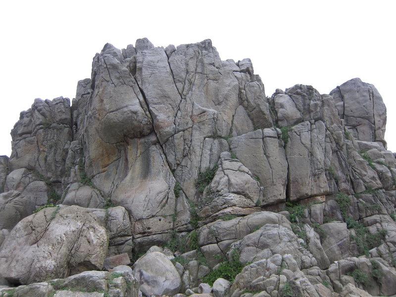 Rock Climbing Photo: Overview