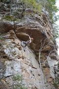 Rock Climbing Photo: Fun route