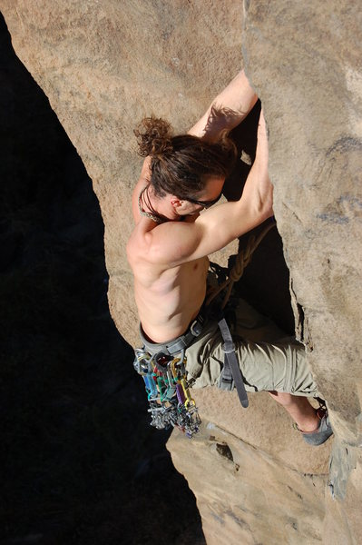 Rock Climbing Photo: Original Sin