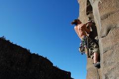 Rock Climbing Photo: Original Sin