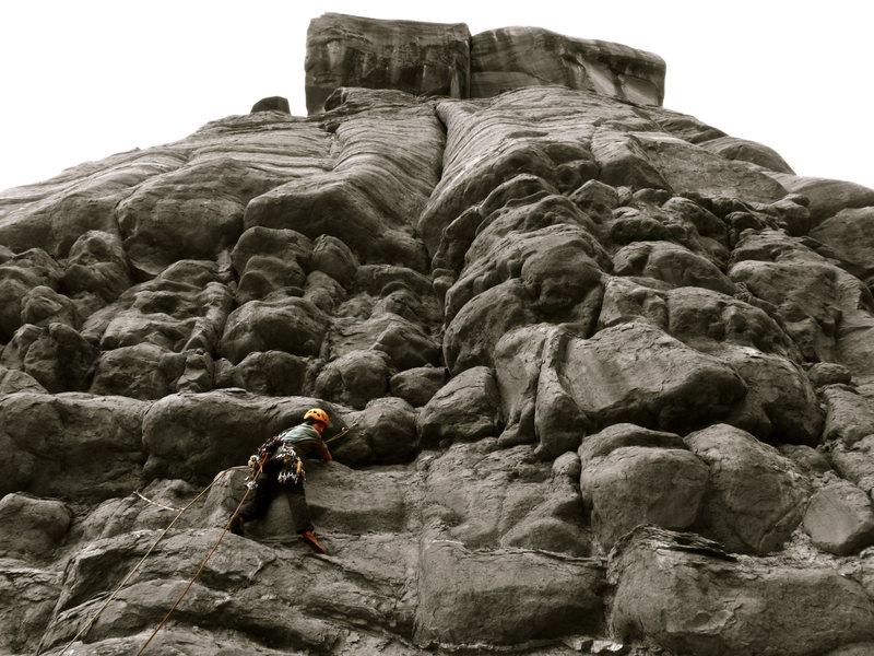Rock Climbing Photo: Matt P.
