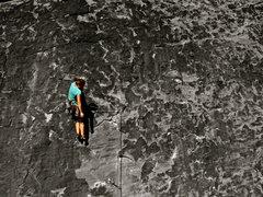 Rock Climbing Photo: Mandy Kiessel