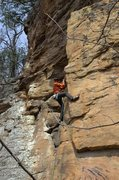 Rock Climbing Photo: Great route, nice weather.