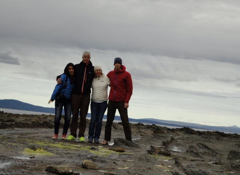 On the Straights of Magellan