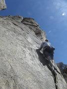 Rock Climbing Photo: E.to Q.M.