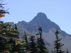 Rock Climbing Photo: Mt. Washington Summit Pinnacle