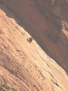Rock Climbing Photo: Tele photo P1