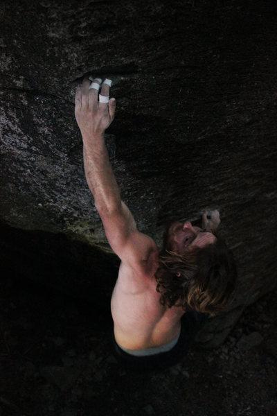 Athletes Die Young - V5, Yosemite