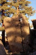 Rock Climbing Photo: Bishop, CA.