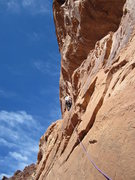 Rock Climbing Photo: Higher P4