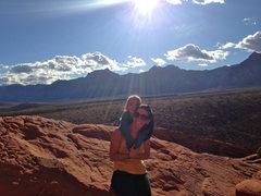 Rock Climbing Photo: Halo & I at Hamlet